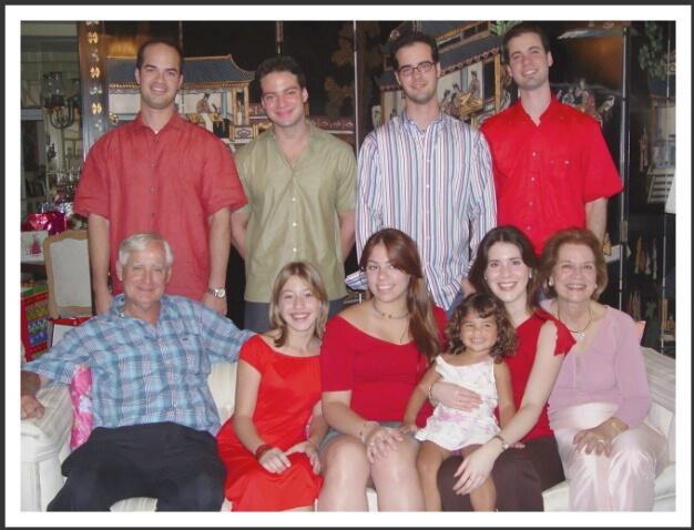8 Grandchildren