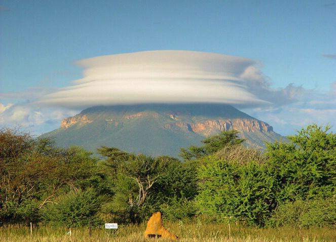Clouds 'Top Hat'