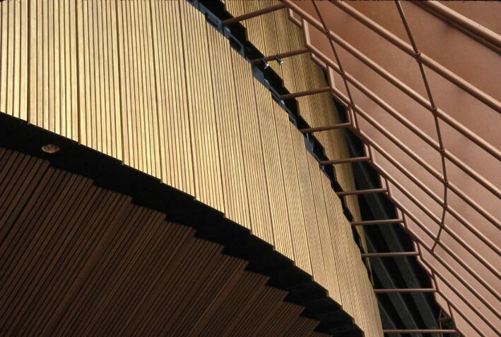 Interior Curve, Sydney Opera House