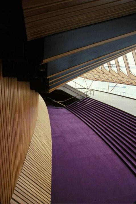 Interior Lines, Sydney Opera House