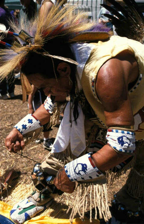 Preparing for the Powwow