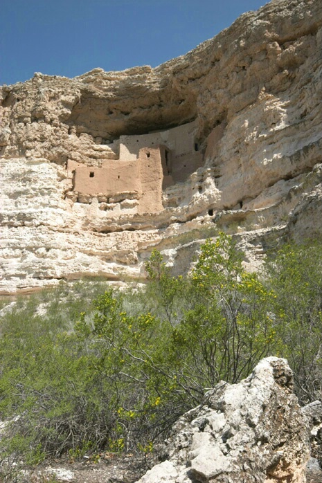 Montezuma's Castle Color