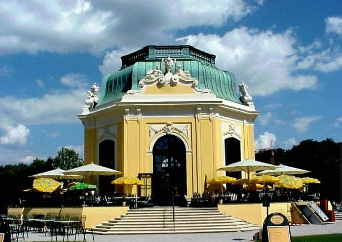 Schönbrunn Palace Zoo Cafe