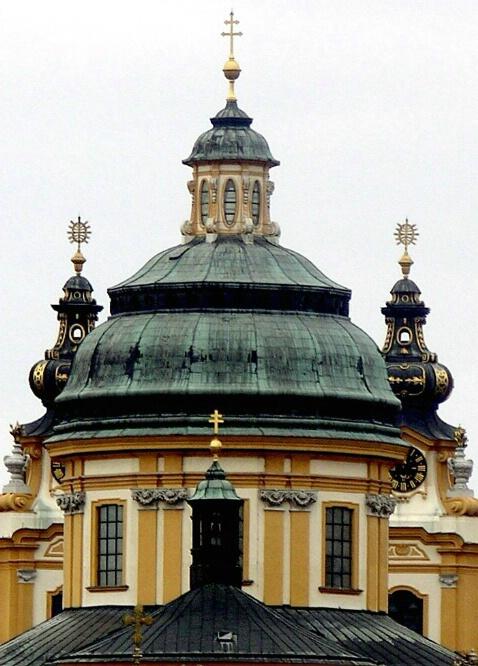 Benedictine Abbey Dome