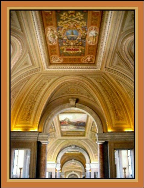 Candelabra Gallery - Vatican City