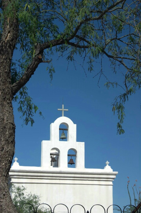 San Xavier Mission Bells