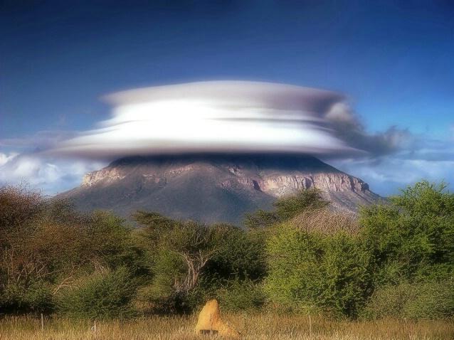 Top Hat Cloud