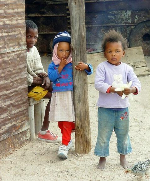 Children of dessert land.