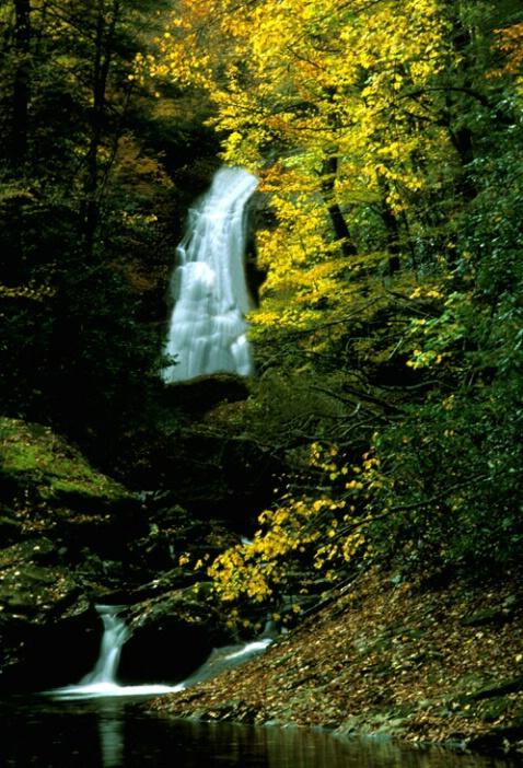 Upper Blue Sea Falls, NC