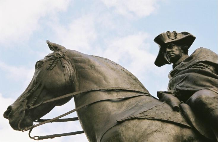 G. Washinton Monument (Closeup-2)