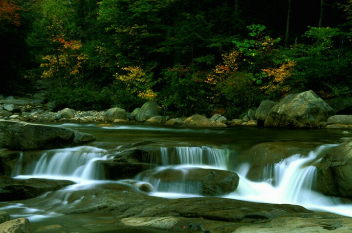 Swift River Falls, NH