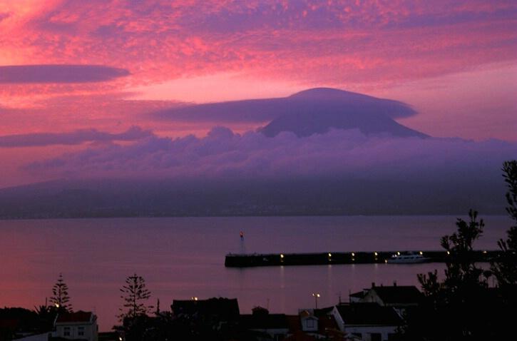 Mt Pico, Azores