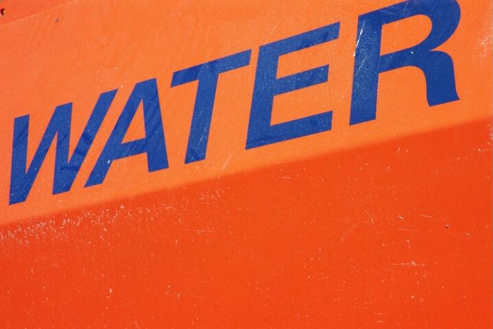 Construction Water Truck-3