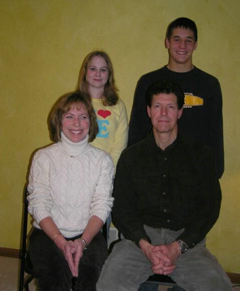 Drew's Family