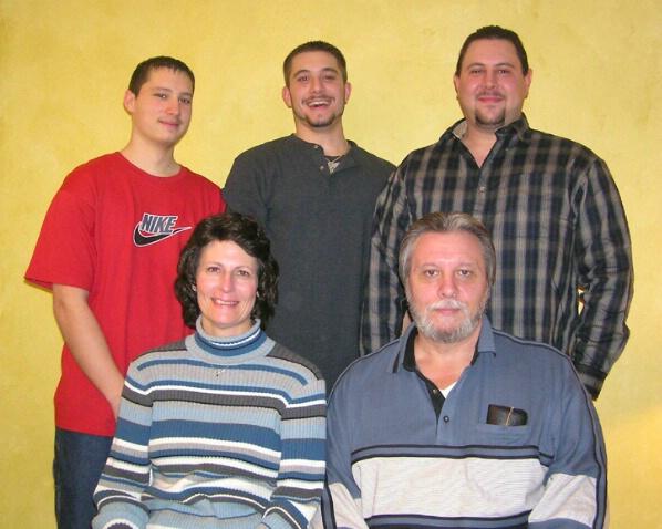 Jan Bonacci's Family