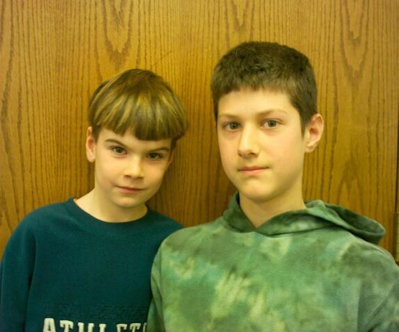 Jeremy & Nicholas Rutledge