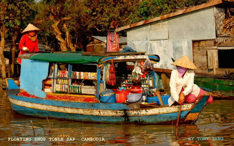 Tonle Sap Traders Cambodia