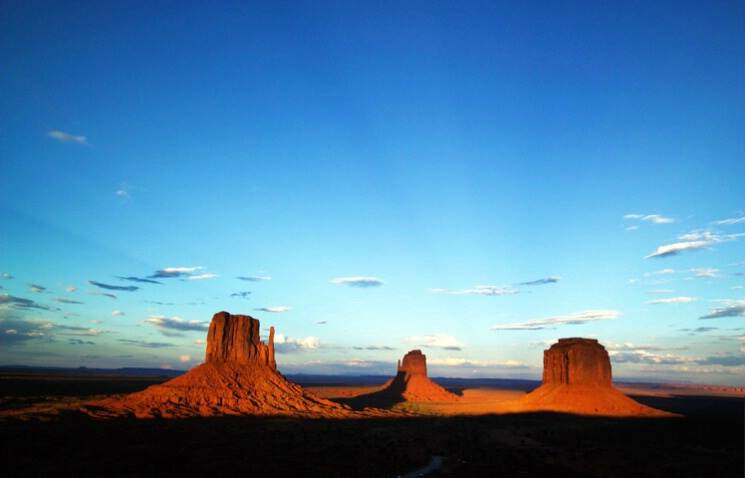 Monument Valley Sunset #2