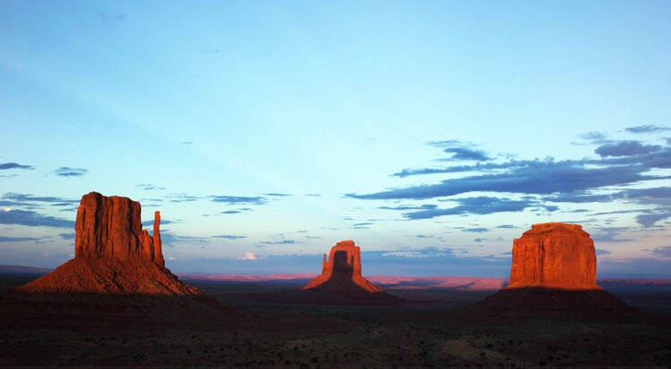 Monument Valley Sunset #3