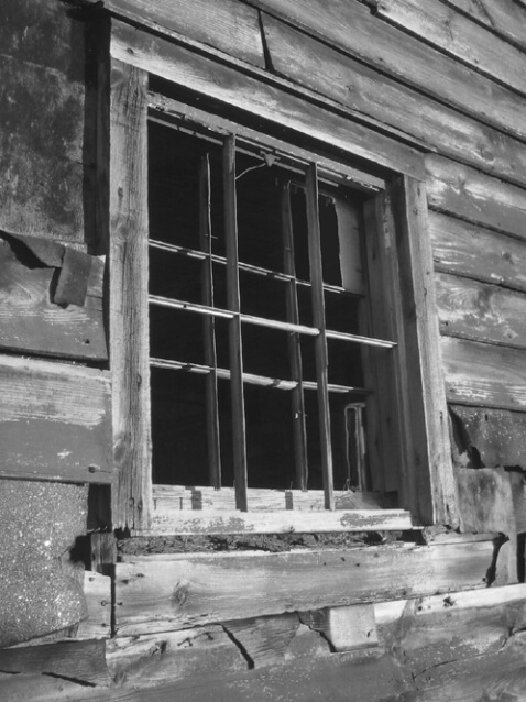 Window in the Old Barn