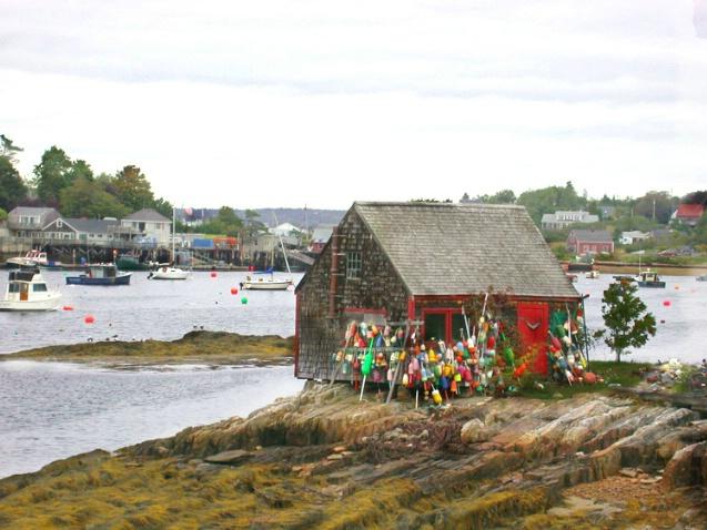 Mackeral Bay, Maine