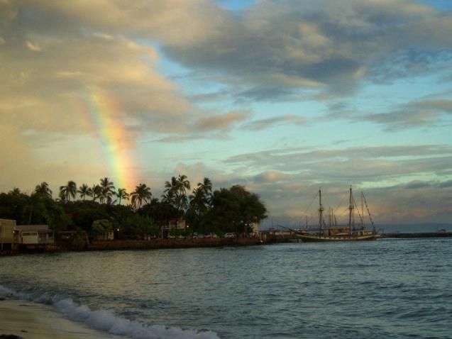 Lahania Rainbow - John