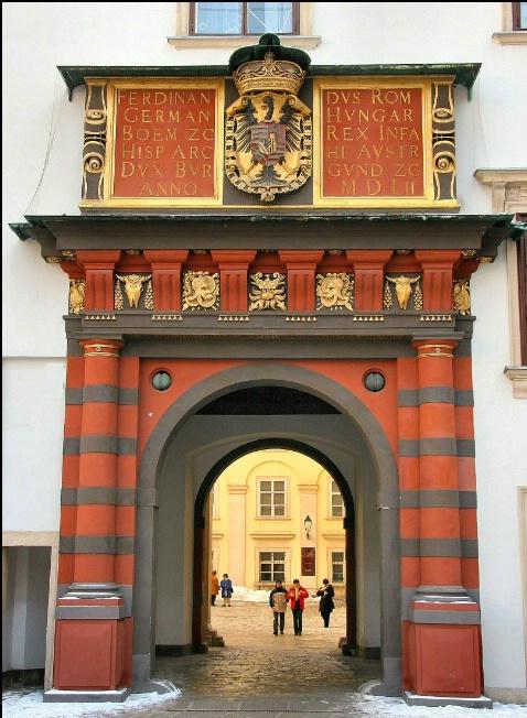 Gateway to Schweizerhof