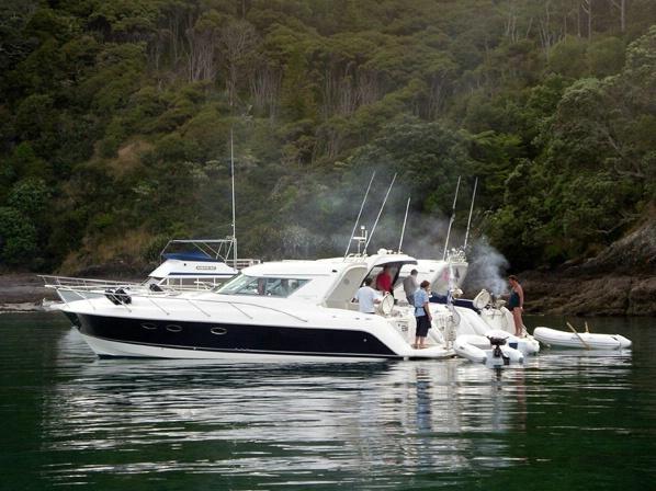 Nautical cookup New Zealand