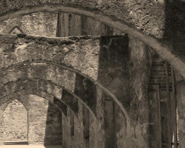 San Juan Mission Arches