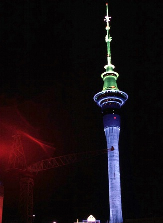 Skytower Auckland NZ #2