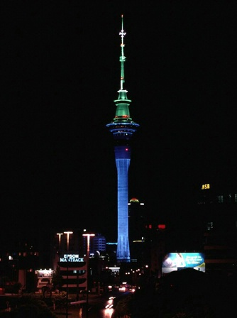 Skytower Auckland NZ #4