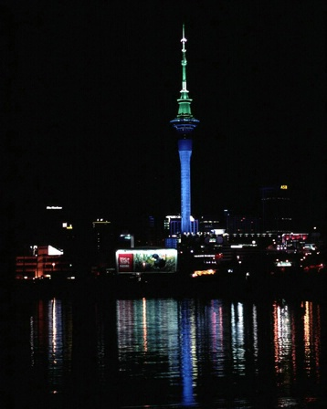 Skytower Auckland NZ #1
