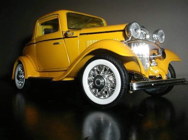 1932 Ford coupe #2