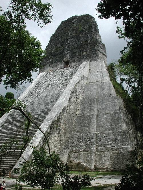 Tikal Temple 5