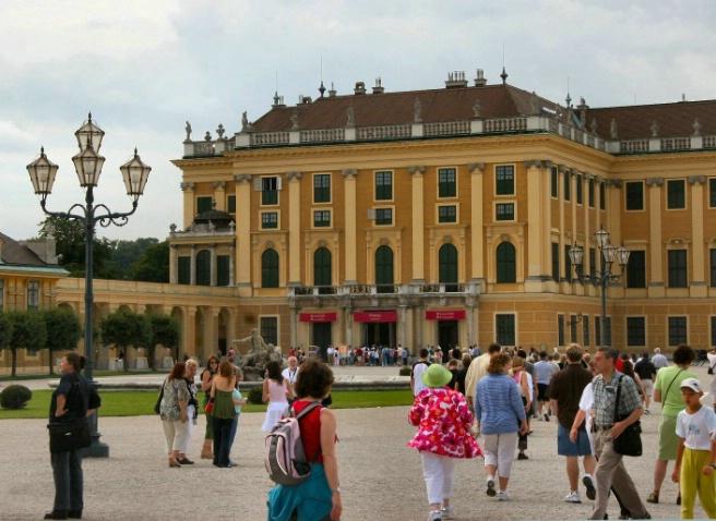 Schönbrunn Visited