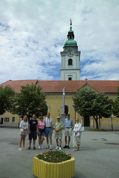 Karlovac family