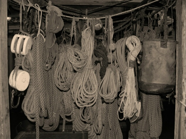 Gazela Ropes