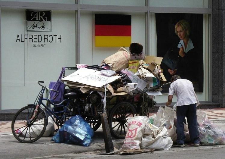 High Fashion Garbage 2