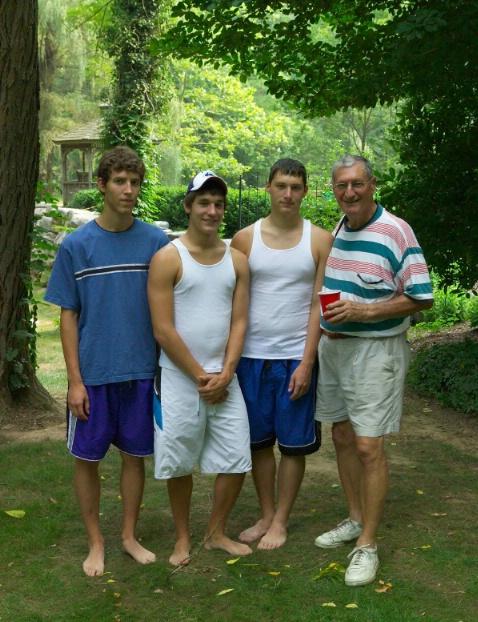 Dan, Chris, Adam, & Jack