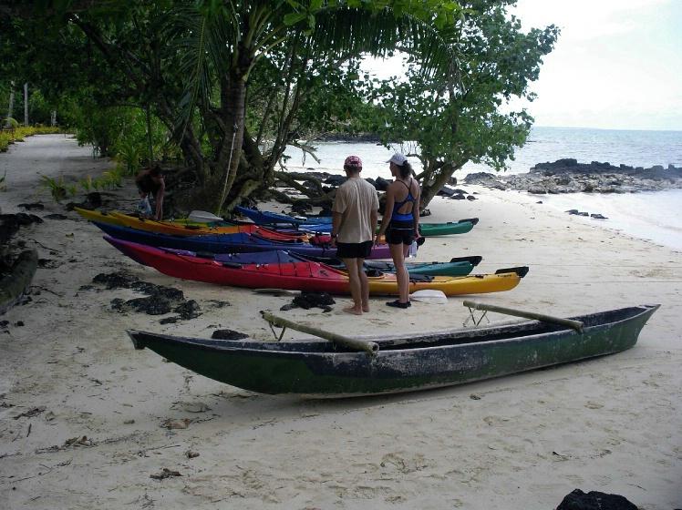 Virgin Cove Western Samoa