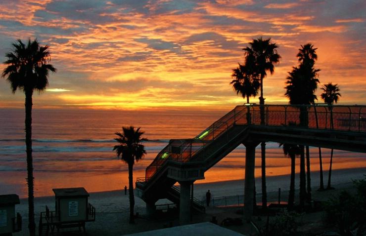 Tst Sunset