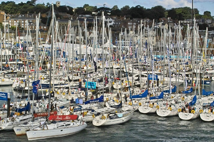 Cowes Harbour