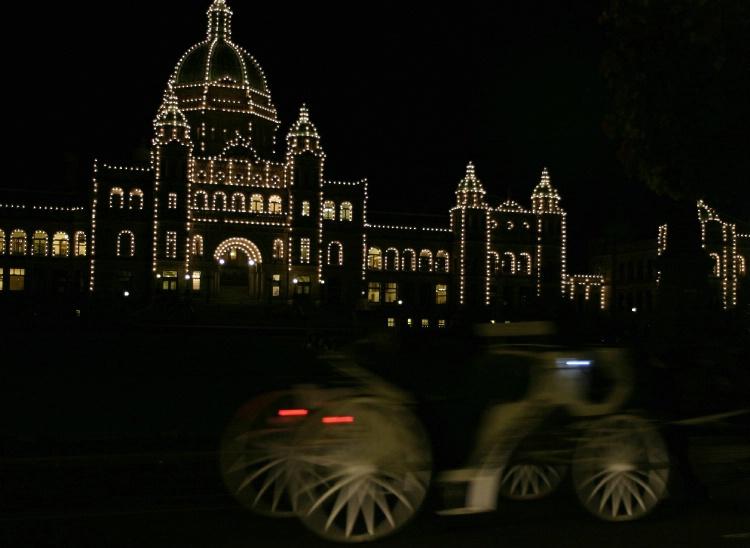 Parliament - Victoria, British Columbia