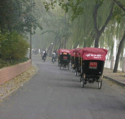 A Wild Ride through the Hutong (Neighborhood)