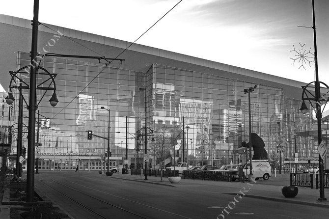 Colorado Convention Center - Reflection