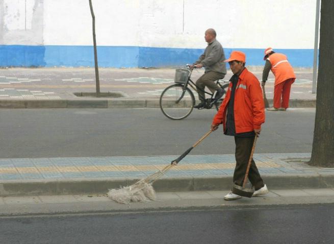 Street Cleaner
