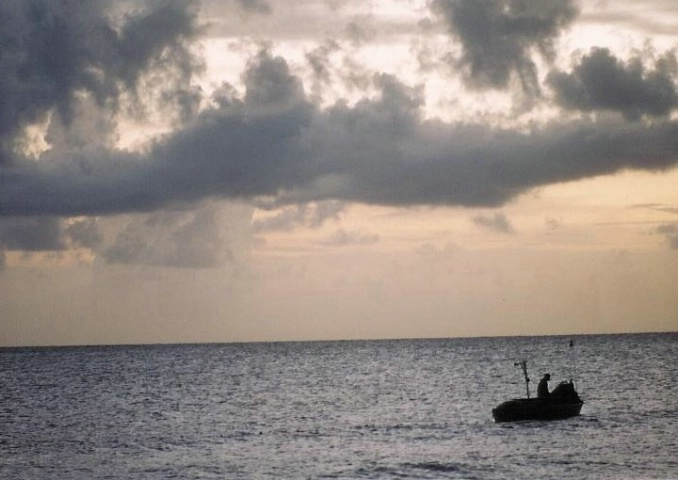 Gulf of Mexico fisherman