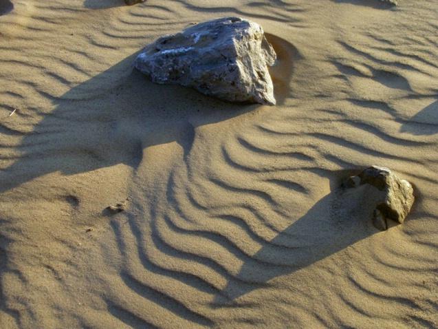 Lake Michigan Sand
