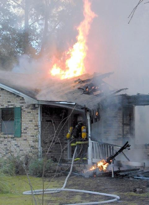 Firemen Under Fire