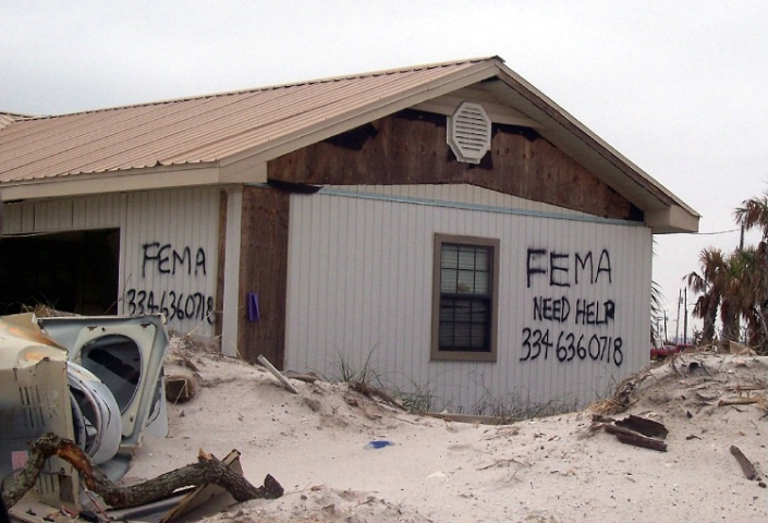 FEMA? What's that?